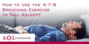 How to Use the 4-7-8 Breathing Exercise to Fall Asleep