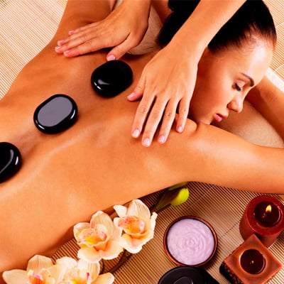 hot stone massage chicago