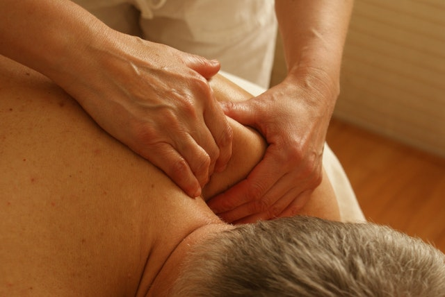 Get Rid Of The New Year Stress With A Massage